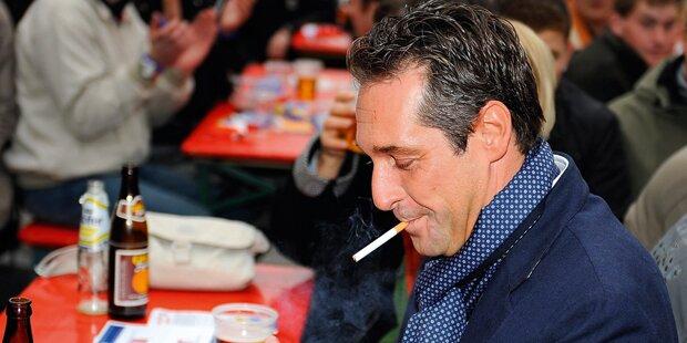 Rauchverbot in allen Büros