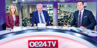 Strache oe24.TV