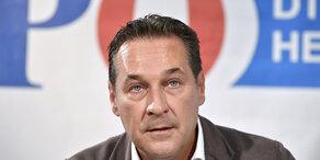 HC Strache zur FPÖ-Bundesliste