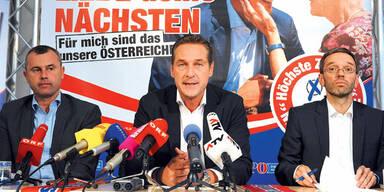 Backstage: Wer in der FPÖ wirklich den Ton angibt