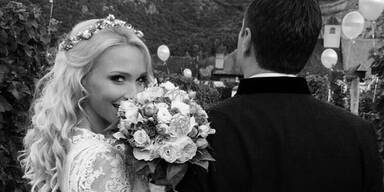 Strache Philippa Hochzeit