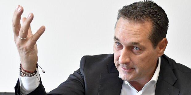 ORF-Redakteure sorgen sich um ORF: So spottet Strache