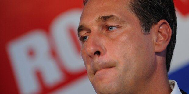 Gefährlichste Politiker: Strache in Top 10