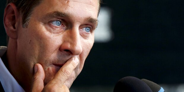 Strache fordert raschen Euro-Austritt