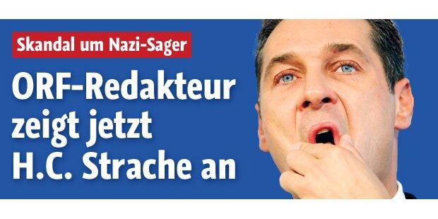ORF-Redakteur klagt jetzt H.C. Strache