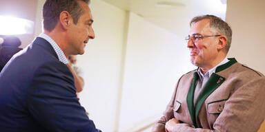 Foto-Affäre: Strache attackiert Stadler