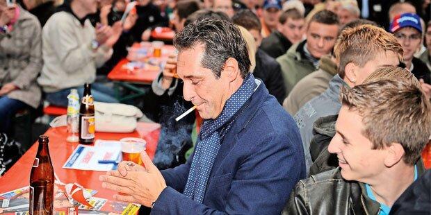 Jetzt starten auch Raucher eine Petition