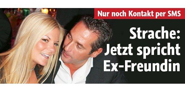 Strache: Jetzt redet die Ex-Freundin