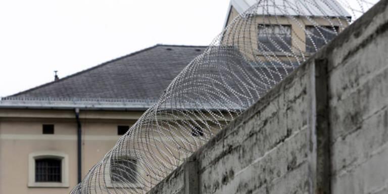 Häftling zündete Zelle an: verurteilt