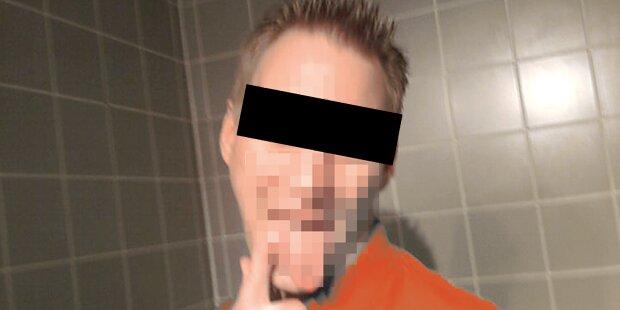 Strafdusche: Vater wird mit Mord bedroht
