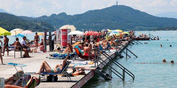 Urlaubs-Rekord in Österreich
