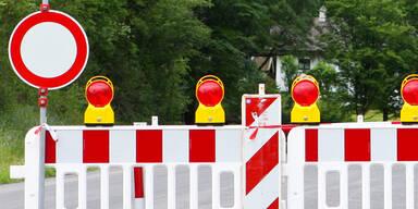 Katschbergstraße gesperrt