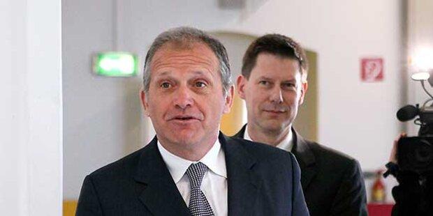 Strasser-Prozess startet am 26. November