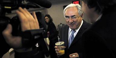 """Strauss-Kahn: IWF """"versucht zu helfen"""""""