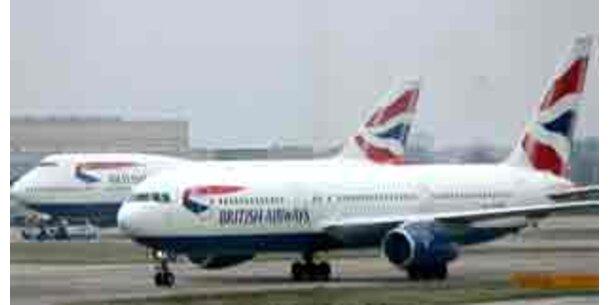 Britischen Airports droht Streikchaos