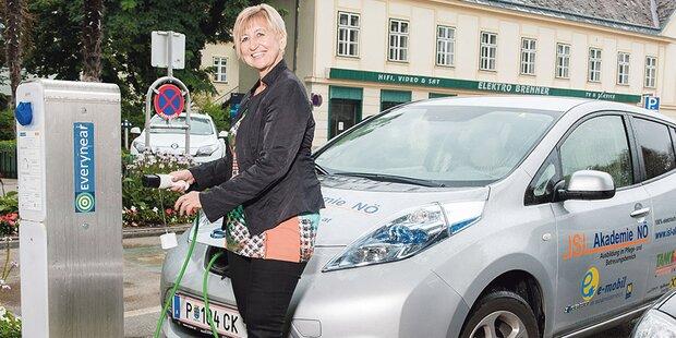 E-Auto-Boom in Österreich voll angekommen