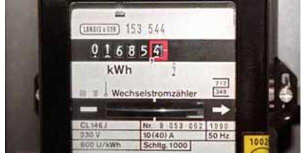 Kunden sollen Strom in Zukunft selbst ablesen