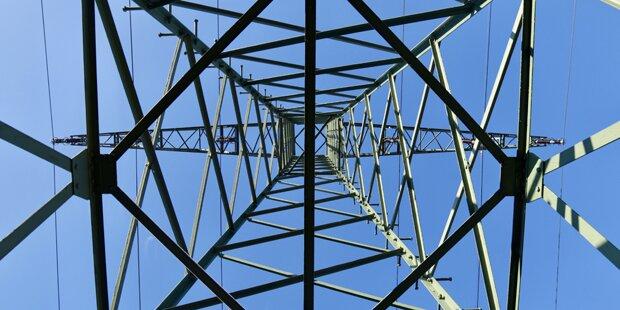 Großflächiger Stromausfall in Wien