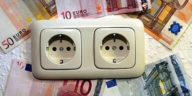 Strompreisanstieg von 0,9 Prozent auf Jahressicht