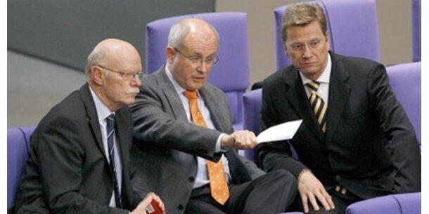 Deutschland nimmt Manager in die Mangel