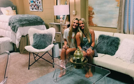 Luxusstudentinnen: So sehen ihre Zimmer aus