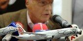 Niki und TUIfly: gemeinsame Ferienfluggesellschaft