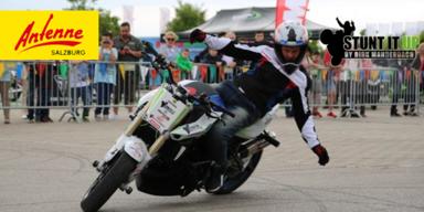 Motorradsternfahrt