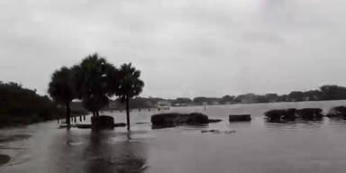 """Wird Sturmtief """"Debby"""" zum Hurricane?"""