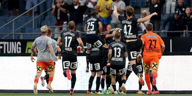 Sturm vor Euro-League-Auftakt mit Moralinjektion