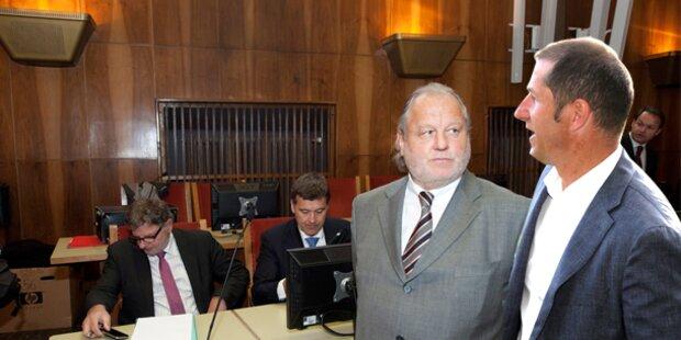 Franco Foda sagte im Kartnig-Prozess aus