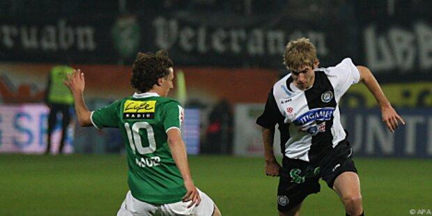 SV Ried empfängt im ÖFB-Cup-Semifinale Sturm Graz