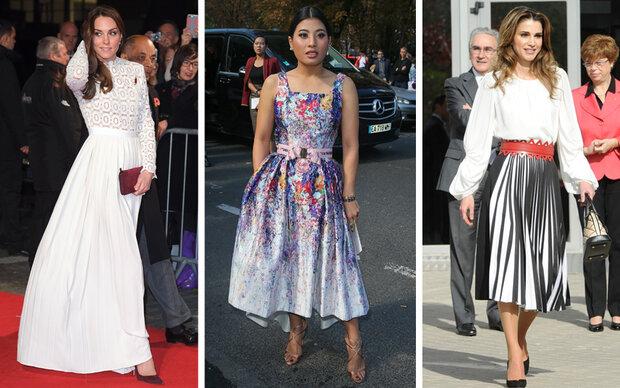Die 15 stylischsten Royals unserer Zeit