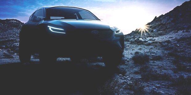 Subaru bringt neues SUV und e-Boxer