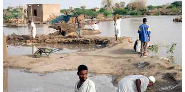 Bis zu 100 Tote durch Nil-Hochwasser