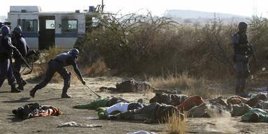 Südafrikanische Mine: 44 Tote in einer Woche