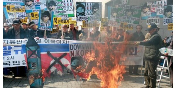 Nordkorea verschärft Konfrontationskurs