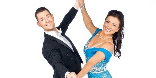 Sueli Menezes liebt Dancing Stars