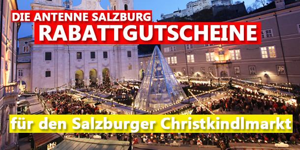 Rabatt-Gutscheine für Antenne Salzburger