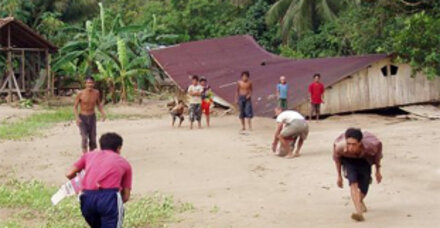 Indonesien: Zerstörte Dörfer vor Massengräber-Erklärung