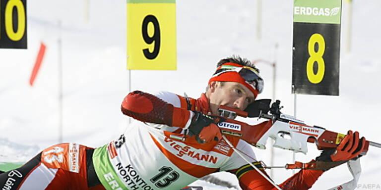 Sumann belegte Rang drei