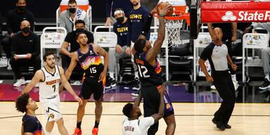 NBA-Play-offs: Phoenix Suns gegen Denver Nuggets