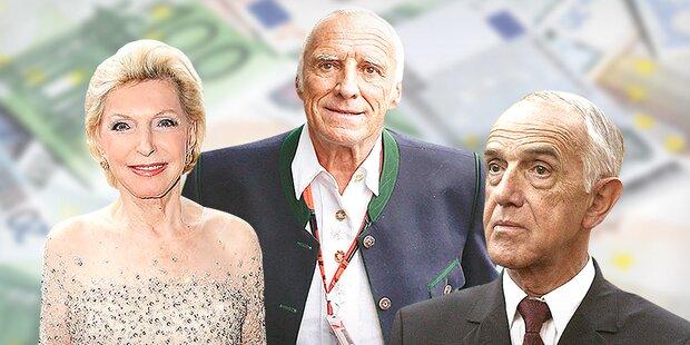 Österreich hat einen Milliardär mehr