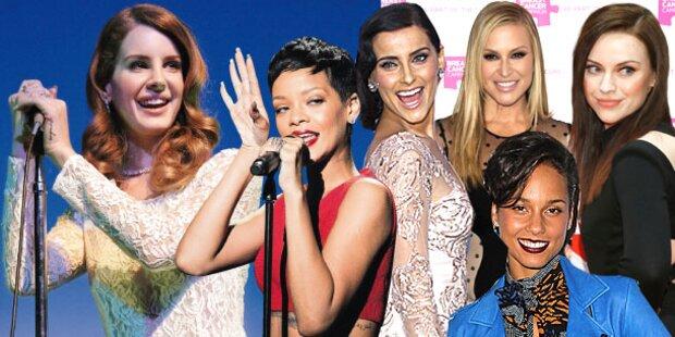 Rihanna & Co. rocken 2013 in Wien