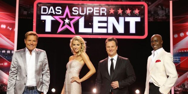 Supertalente kämpfen um Einzug in Liveshows