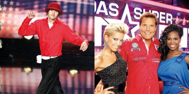 Supertalent: Wiener Final-Favorit