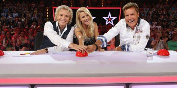 Supertalent – Thommy und Dieter starten