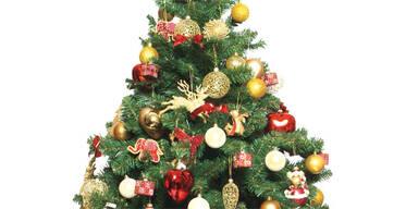Schmuck-Trends für den Christbaum