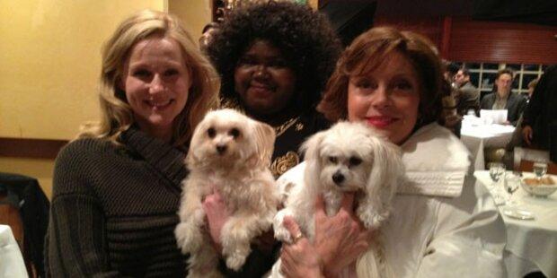 Susan Sarandon lässt ihre Hunde twittern