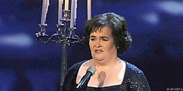 Reinhören ins neue Susan Boyle Album