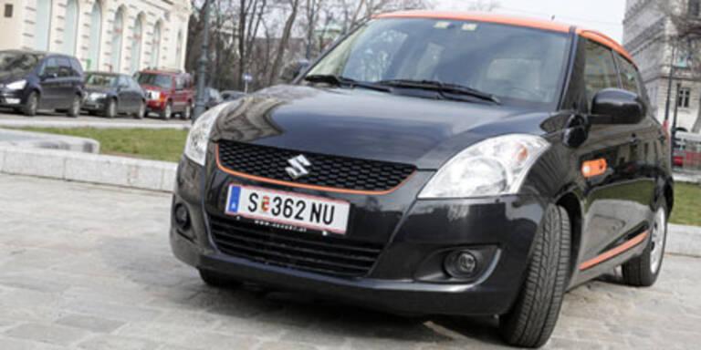 Stadtflitzer Suzuki Swift im Test